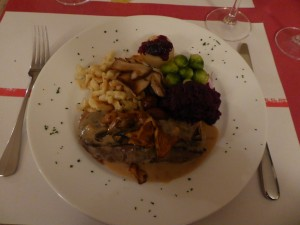 Hischfilet Restaurant Flügelrad