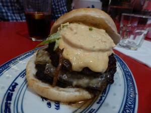 The O.D.B. Burger Kung Fu Bern