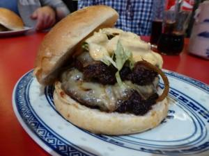 O.D.B. Burger Kung Fu Bern