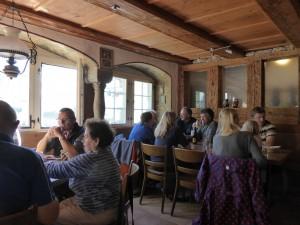 Bergrestaurant Chambersberg Gaststube