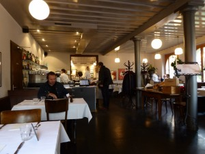 Brasserie Obstberg Gastraum