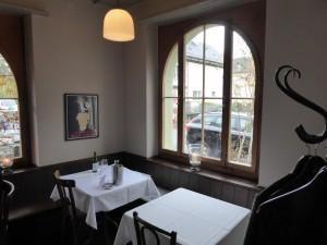 Gastraum Brasserie Obstberg