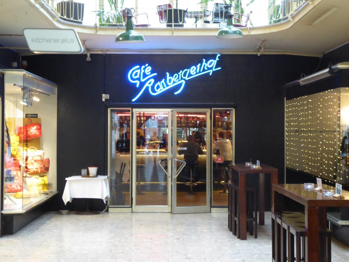 Café Aarbergerhof
