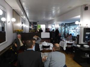 Café Aarbergerhof Restaurantbereich