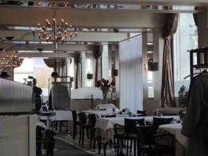 Restaurant Aarhof Innenansicht