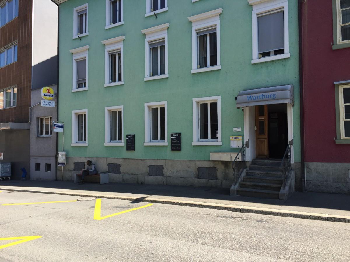 Restaurant Wartburg Olten