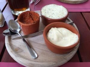 El Gaucho Saucen für Fleisch