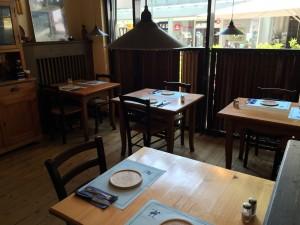 El Gaucho Restaurantbereich Innen