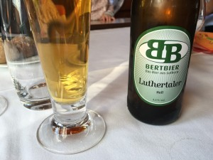 Luthertaler Bertbier Gasthaus Sonne Luthern