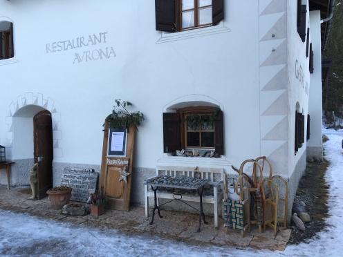 Gasthaus Avrona Tarasp