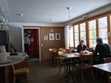 Gaststube Gasthaus Spinas