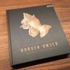 BURGER UNSER, die Kochbuch Entdeckung des Frühjahres 2016