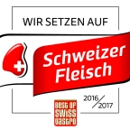 Neues Logo «Wir setzen auf Schweizer Fleisch» – nur braucht es das?
